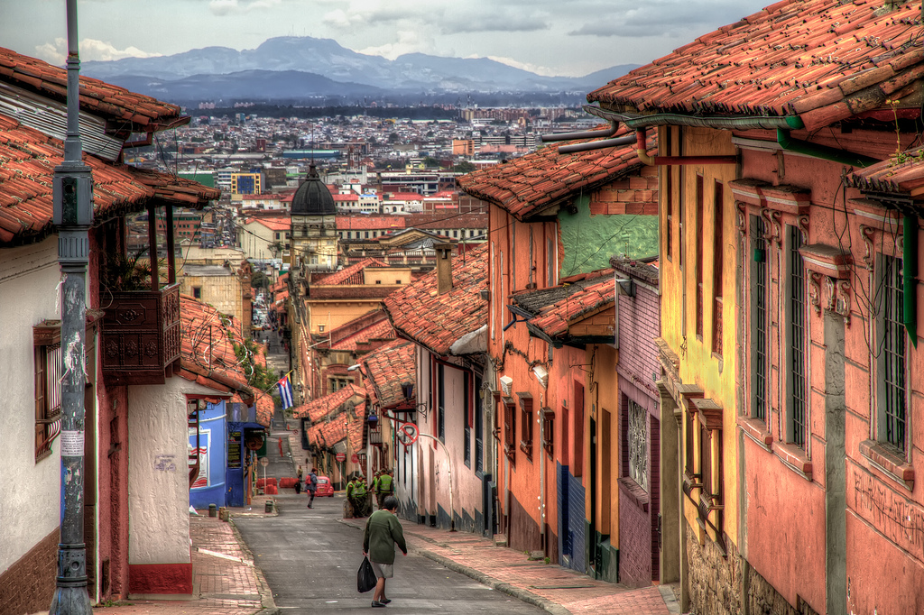 """Bogota, Colombia"" by Pedro Szekely via Flickr Creative Commons"