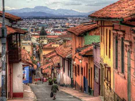 Bogota pedro szekely