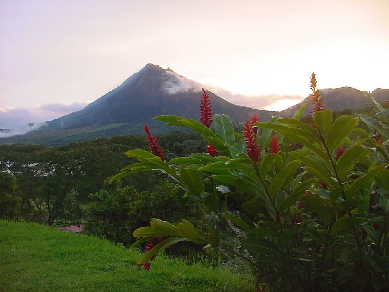"""Arenal Volcano"" by Mario via Flickr Creative Commons"
