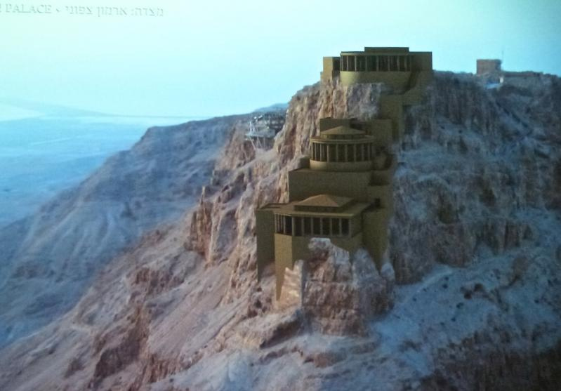 Masada | Photo Credit: Seetheholyland.net