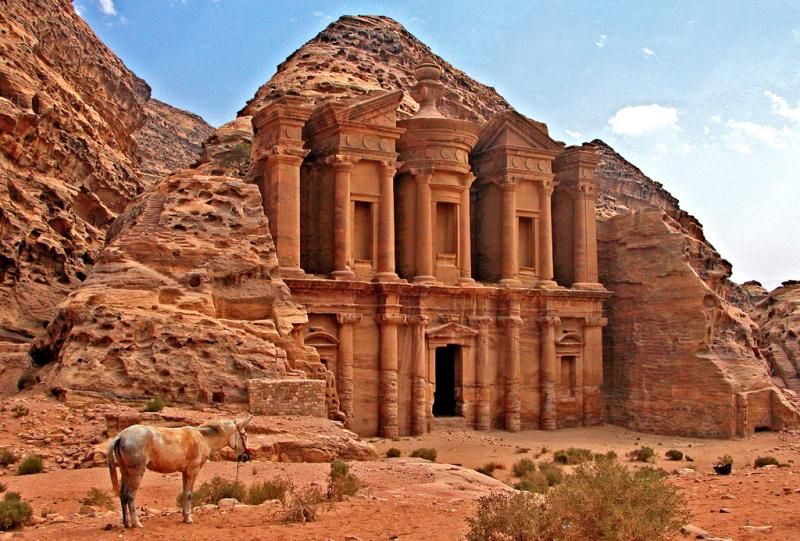 """Petra"" by Seetheholyland.net via Flickr Creative Commons"