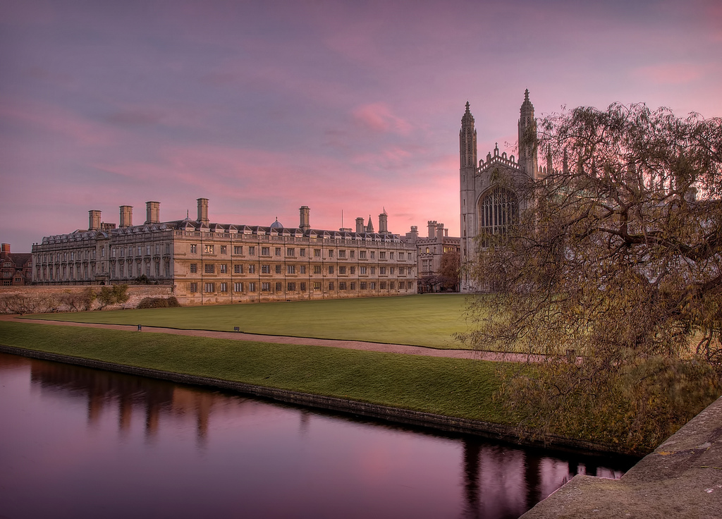 """Cambridge Backs at Dawn"" by Alex Brown via Flickr Creative Commons"