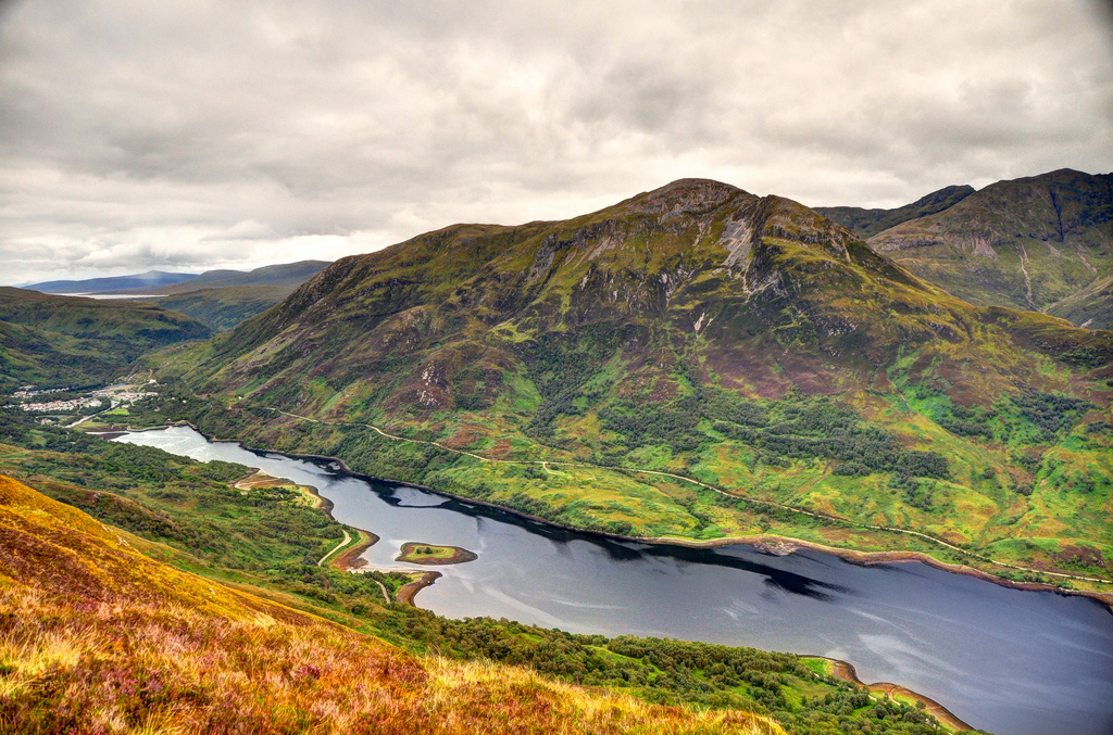 """Loch Leven, Scotland"" by Mendhak via Flick Creative Commons"