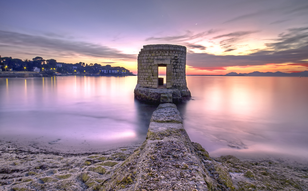 """Juan les Pins"" by Christian Teillas via Flickr Creative Commons"