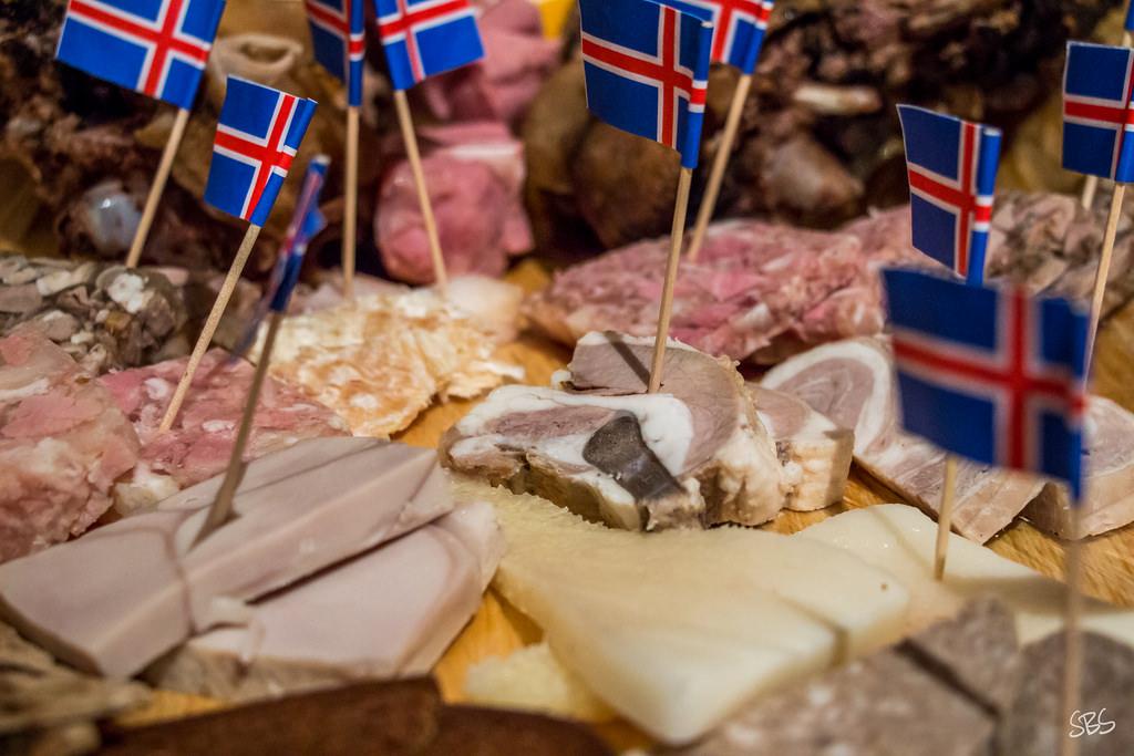 """""""Þorramatur"""" by Stefán Birgir Stefáns via Flickr Creative Commons"""