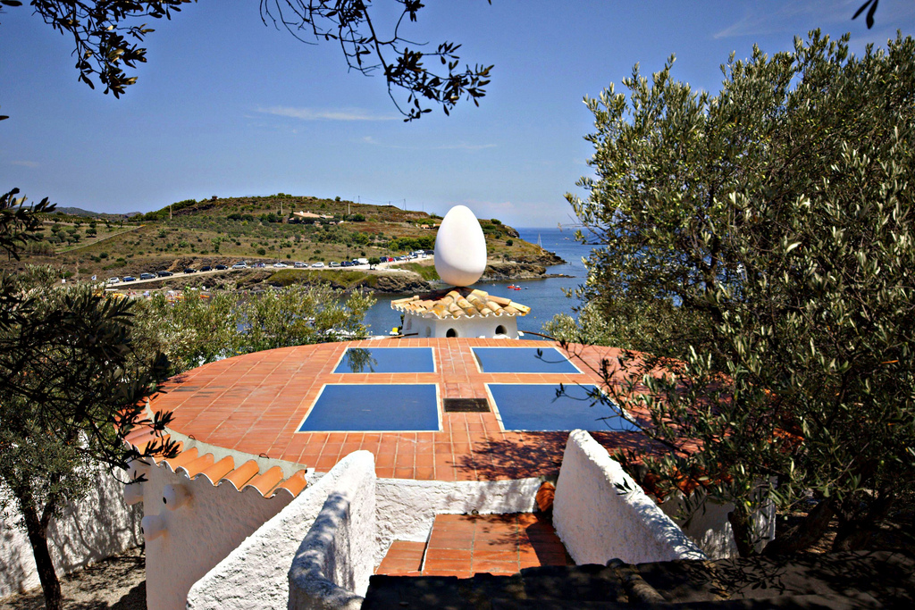 A Salvador Dali Tour of Spain: From Kid to Castle