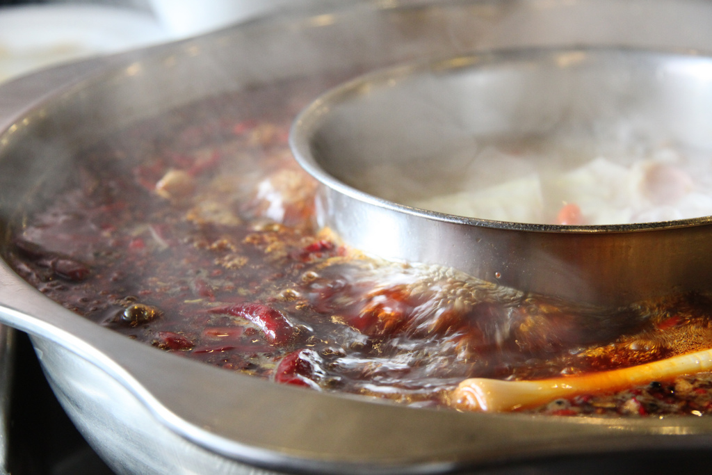 """Sichuan hot pot"" by Matt Ryall via Flickr Creative Commons"