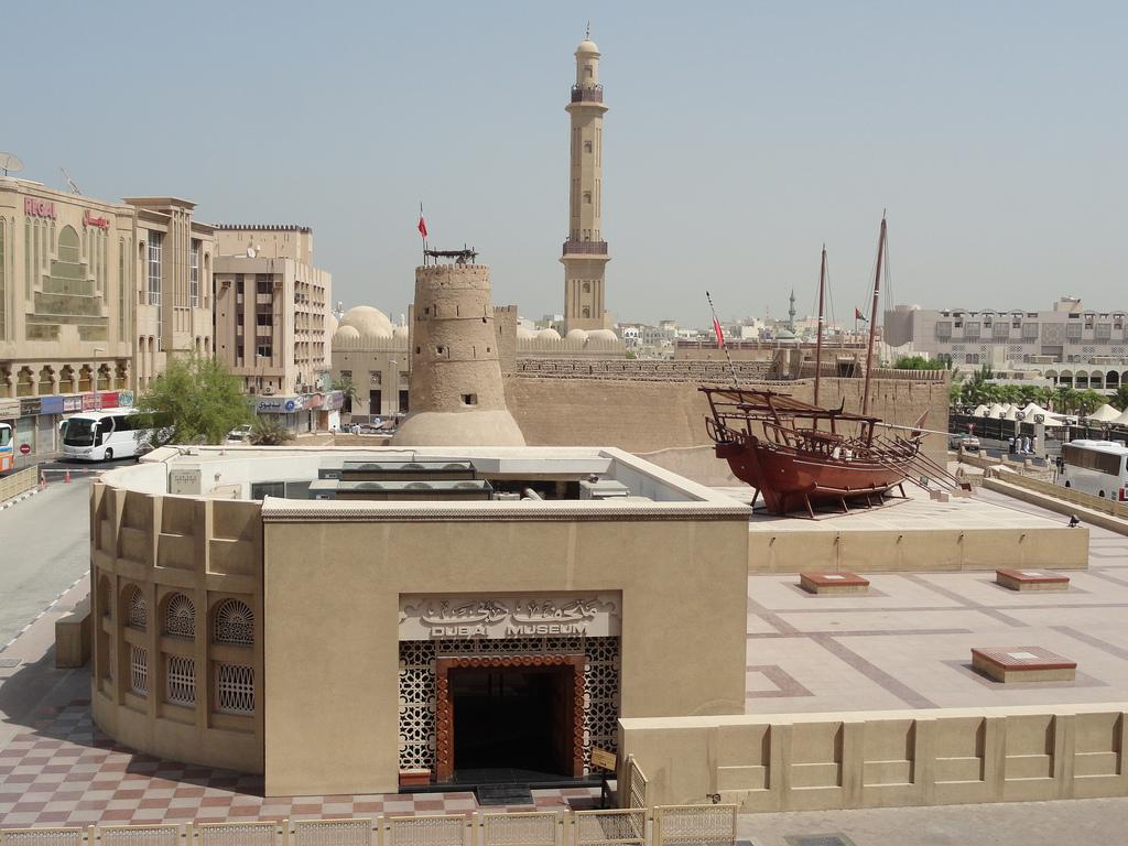 Dubai Museum from Arabian Courtyard Hotel | Photo Credit: Photopin