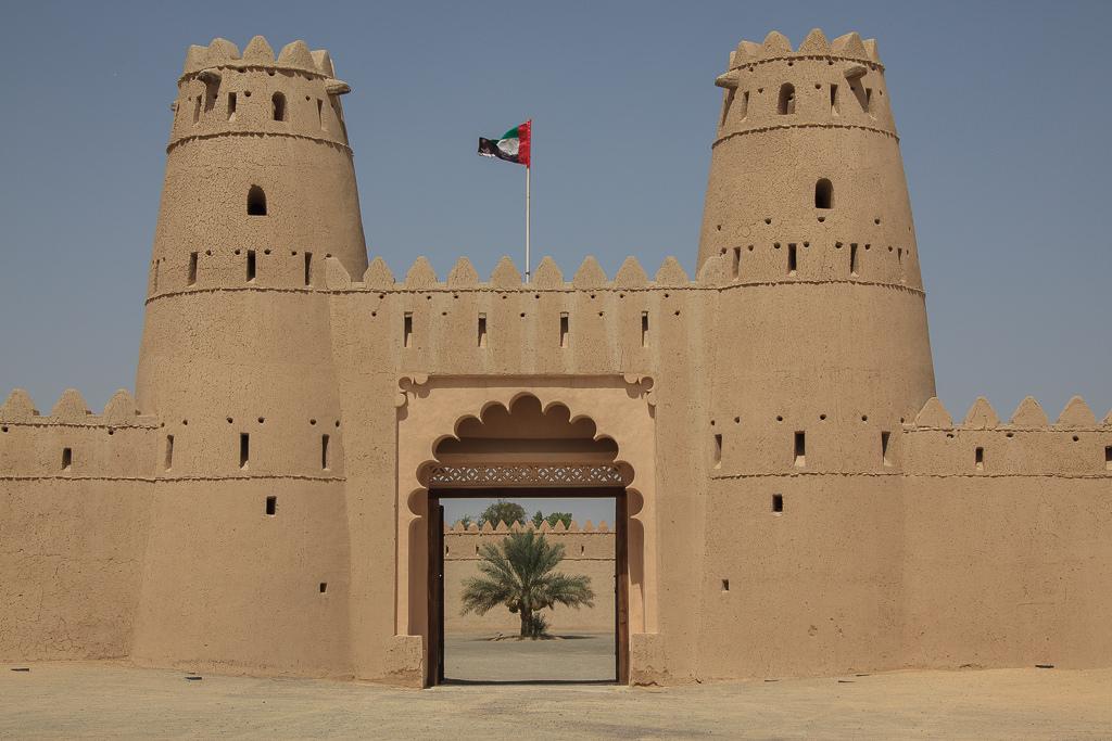 Historical Uae Sites Straight Outta Aladdin