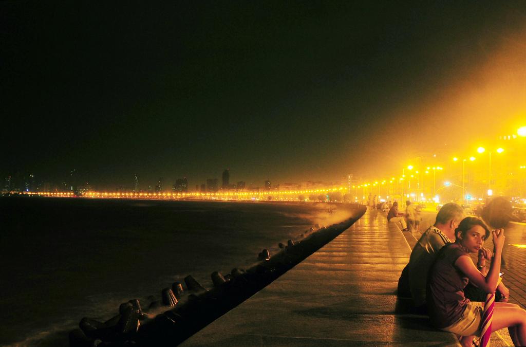 """City in the Night"" by Gopal Vijayaraghavan via Flickr Creative Commons"