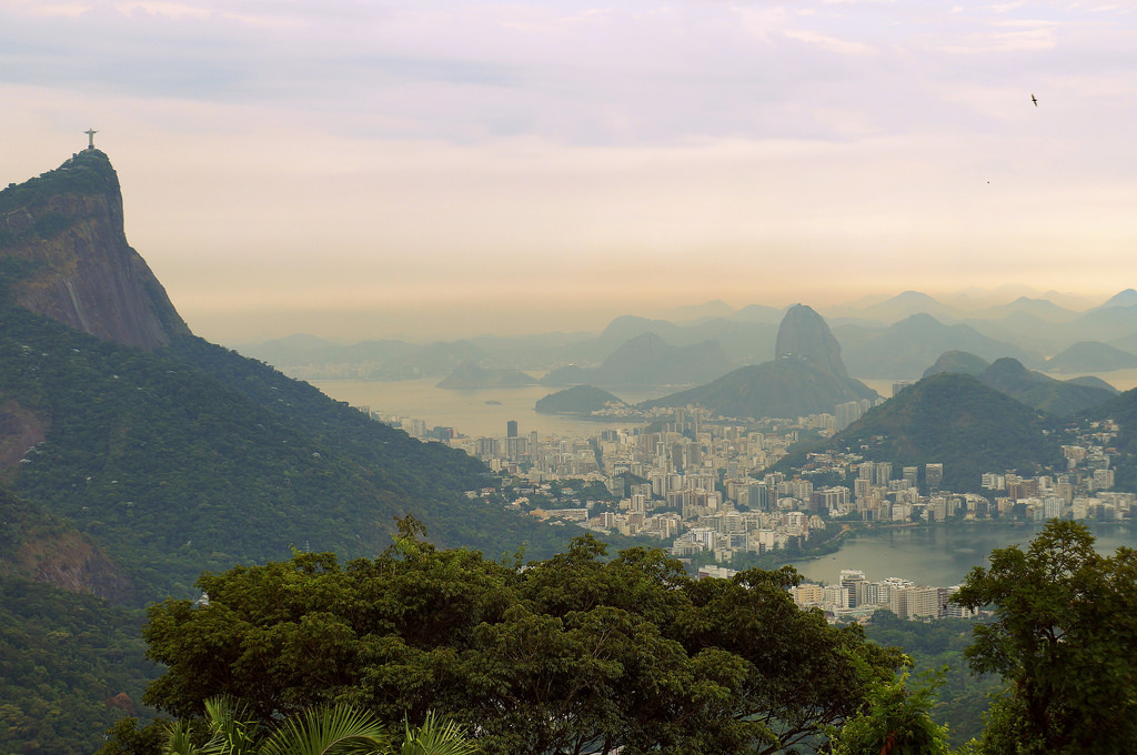 Tijuca Peak | Photo Credit: Leandro's World Tour