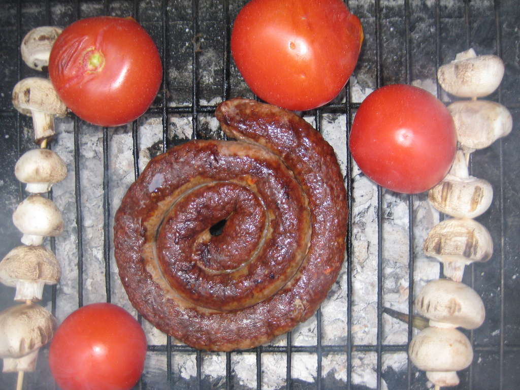 """Piripiri Boerewors"" by Andy Roberts via Flickr Creative Commons"