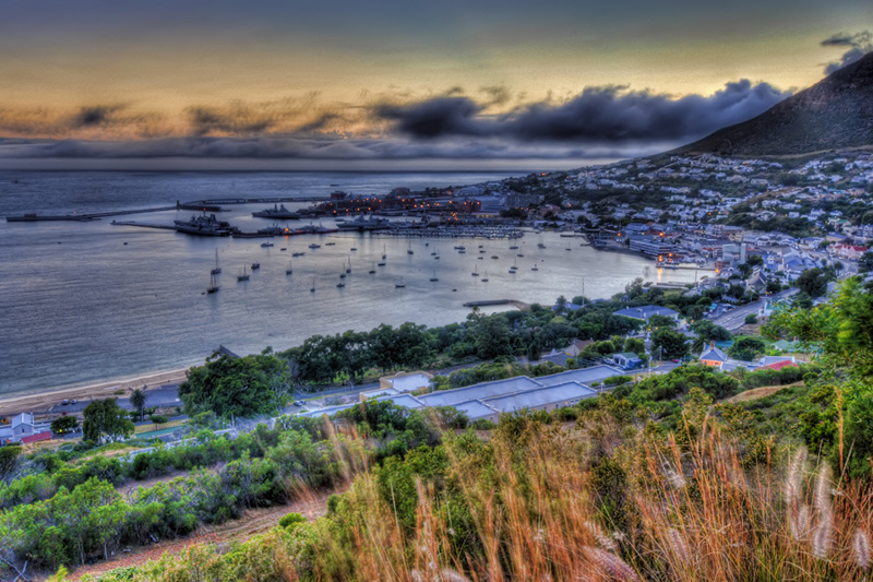 """Simon's Town"" by Deon Odendaal via Flickr Creative Commons"