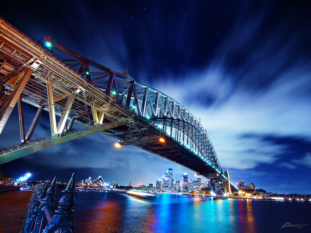 """Reflections of Sydney"" by Paul Bica via Flickr Creative Commons"