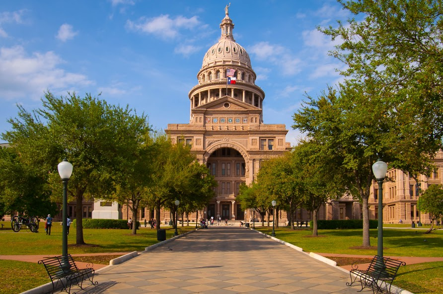 """Texas State Capitol"" by Stuart Seeger via Flickr Creative Commons"