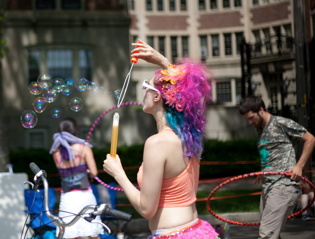 """Bubbles"" by Liza31337 via Flickr Creative Commons"