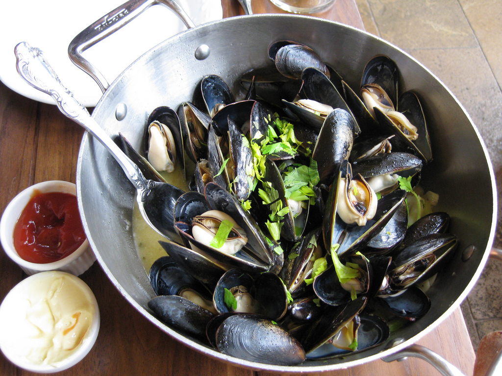 """Mussels"" by Jennifer Brandel via Flickr Creative Commons"
