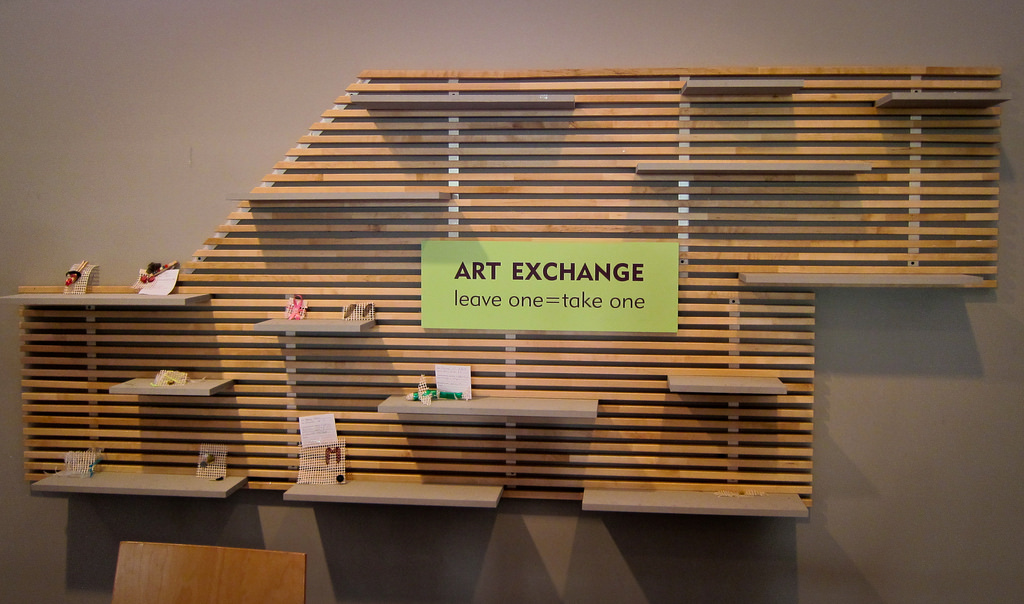 """Art Exchange, Dallas Museum of Art"" by Sharon Mollerus via Flickr Creative Commons"