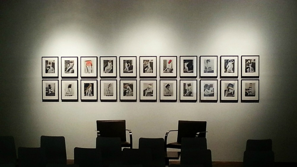 """Linder Sterling Exhibit Debuts at the Goss-Michael Foundation"" by StealingKitty via Flickr Creative Commons"