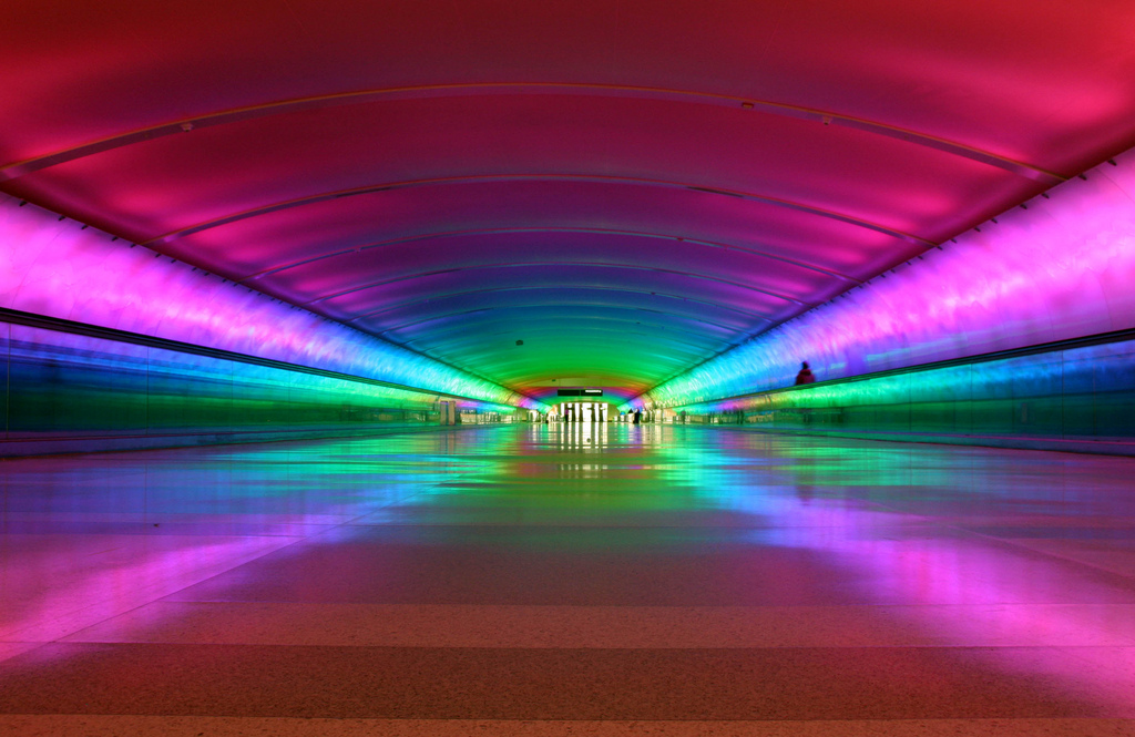 """The Light at the End of the Tunnel"" by Dawn Huczek via Flickr Creative Commons"