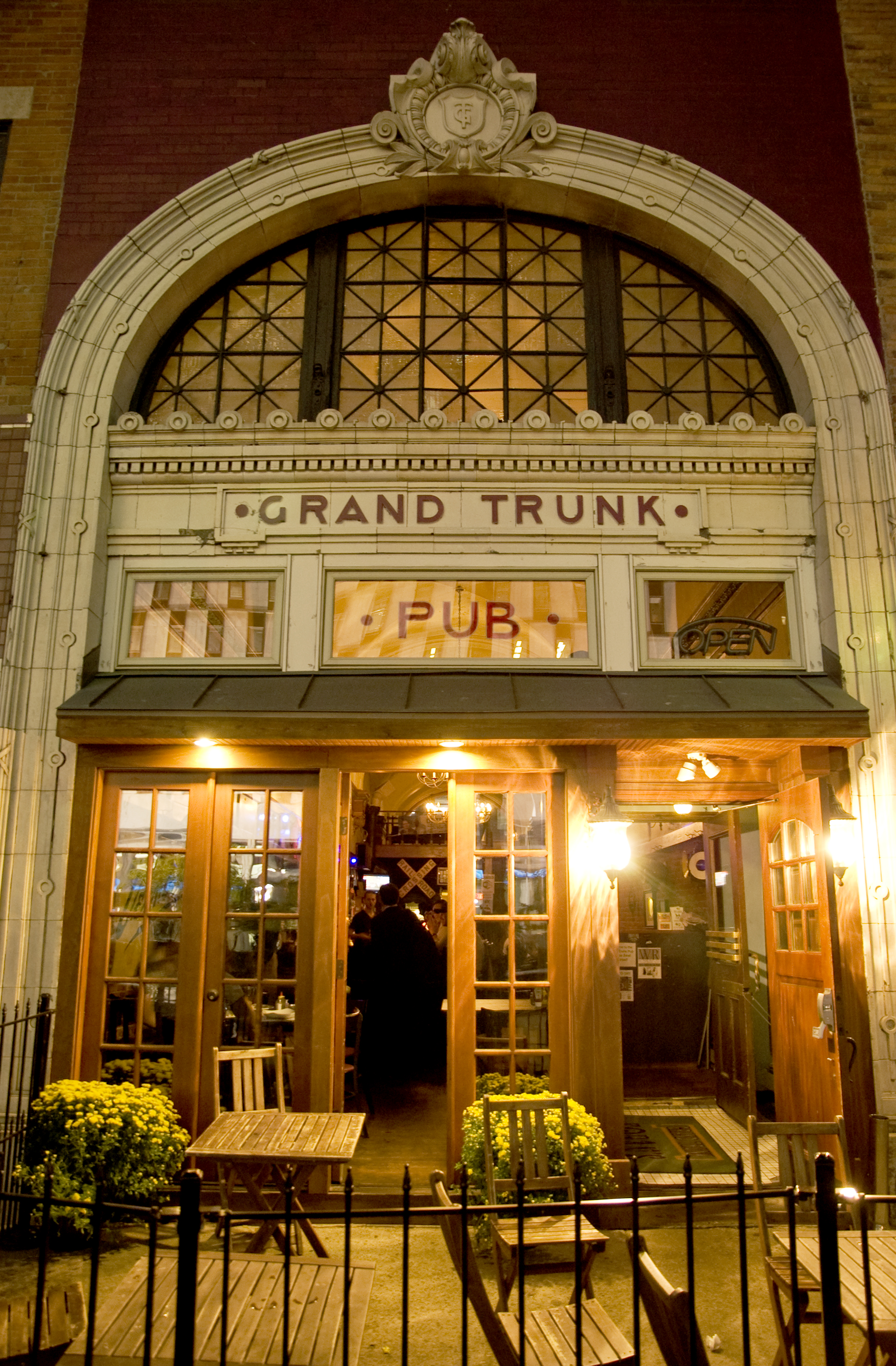 """Grand Trunk Pub"" by Ian Freimuth via Flickr Creative Commons"