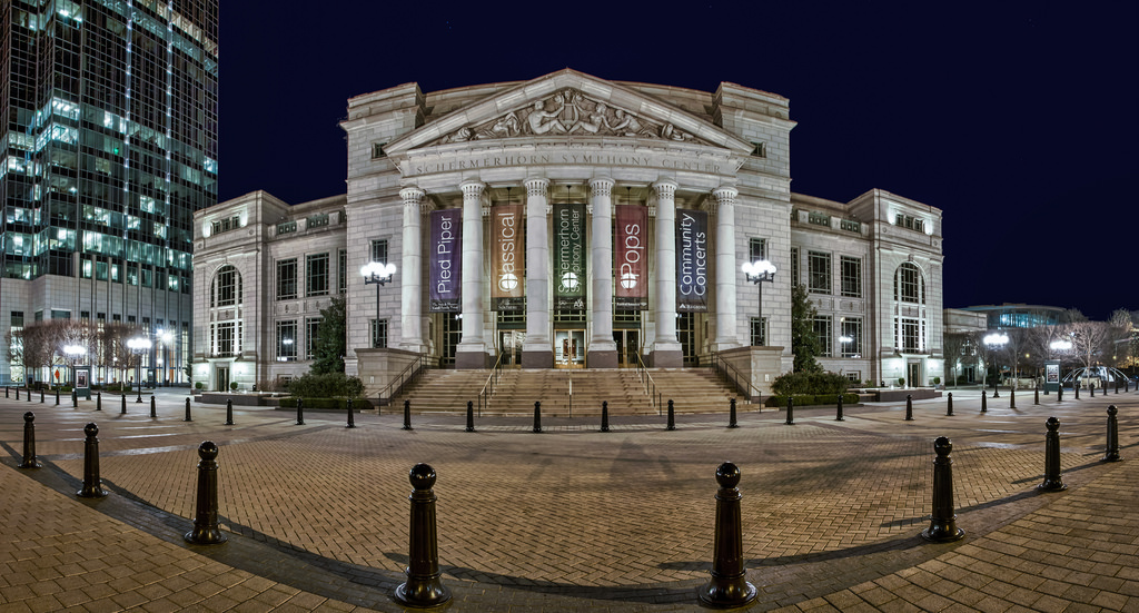 """Schermerhorn Symphony Center"" by Jason Mrachina via Flickr Creative Commons"