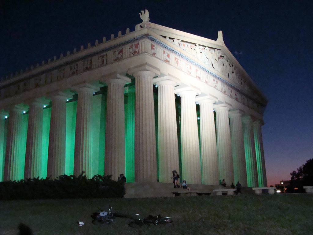 """Parthenon"" by Jimmy Thomas via Flickr Creative Commons"
