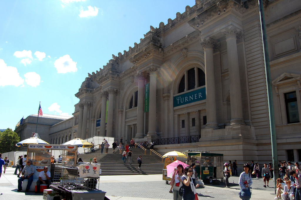 """The Metropolitan Museum of Art"" by Su-Lin via Flickr Creative Commons"