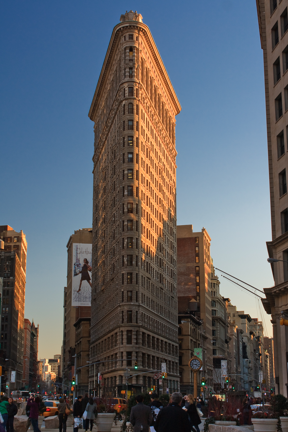 """Flatiron Building"" by Drew XXX via Flickr Creative Commons"