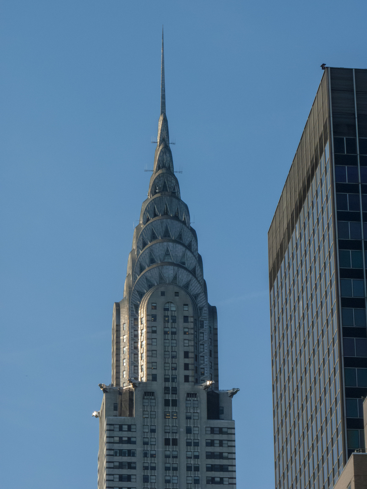 """The Chrysler Building"" by Karl Davison via Flickr Creative Commons"