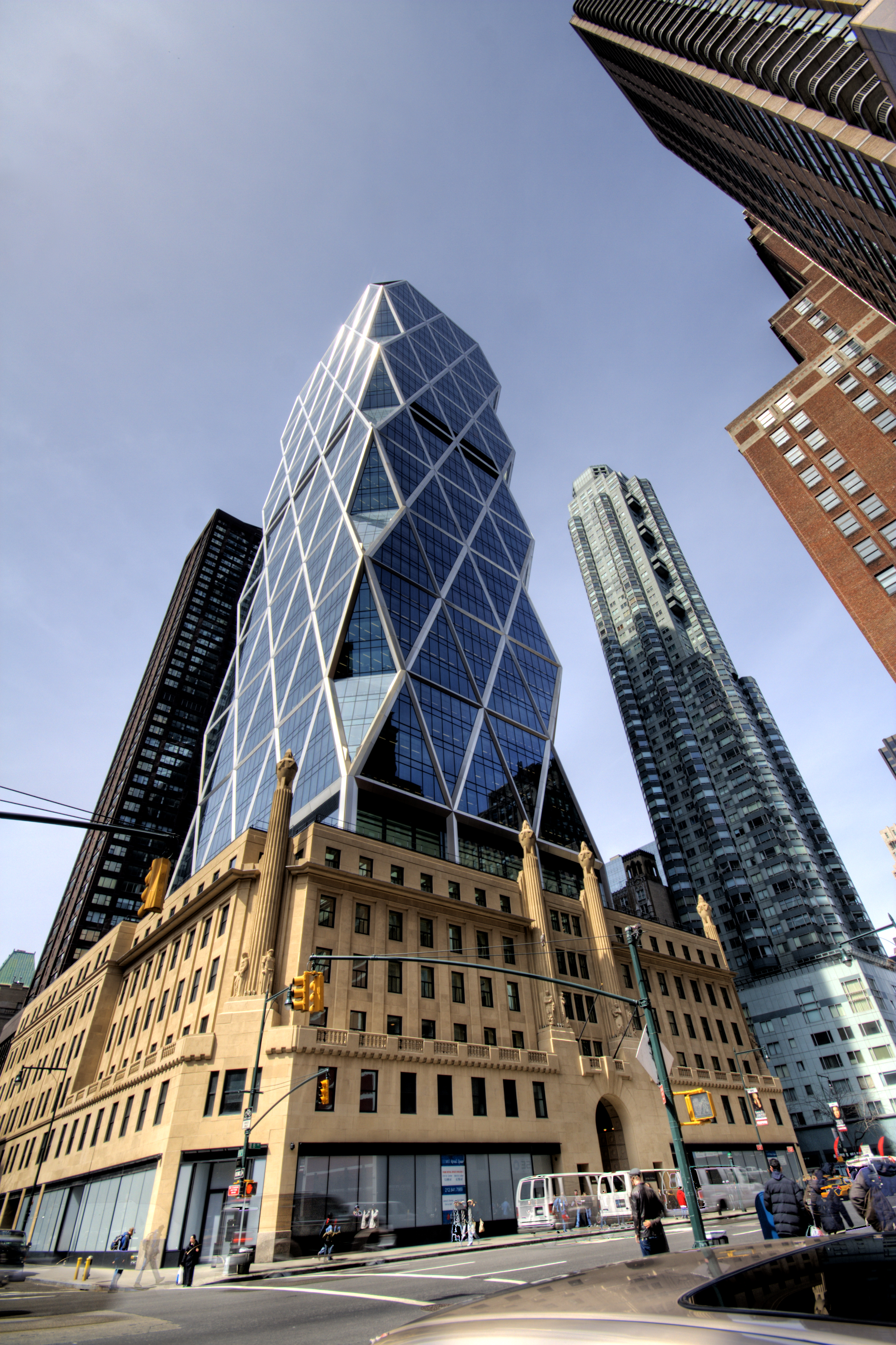 """Hearst Tower 
