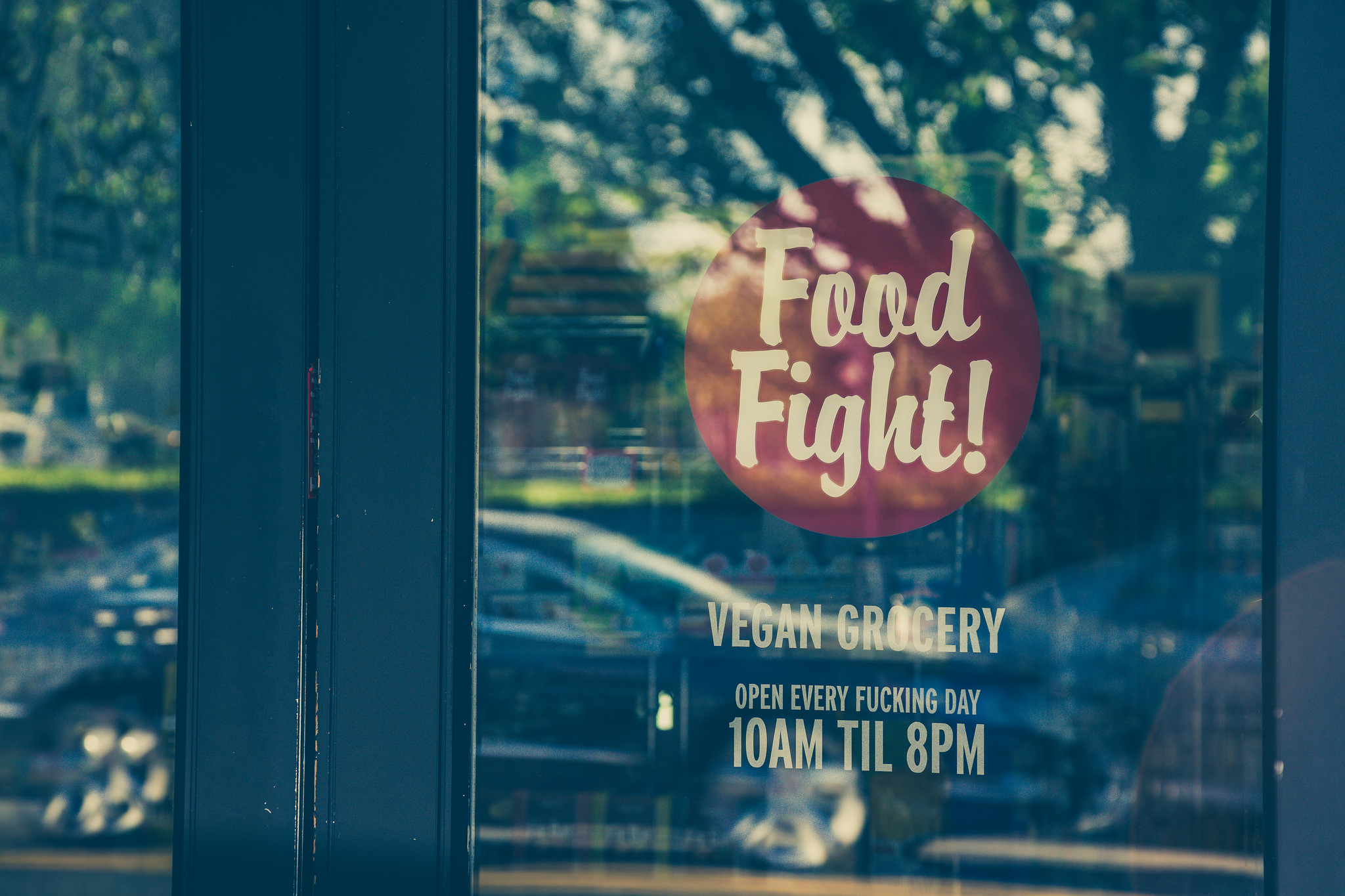 """Food Fight!"" by Tony Webster via Flickr Creative Commons"