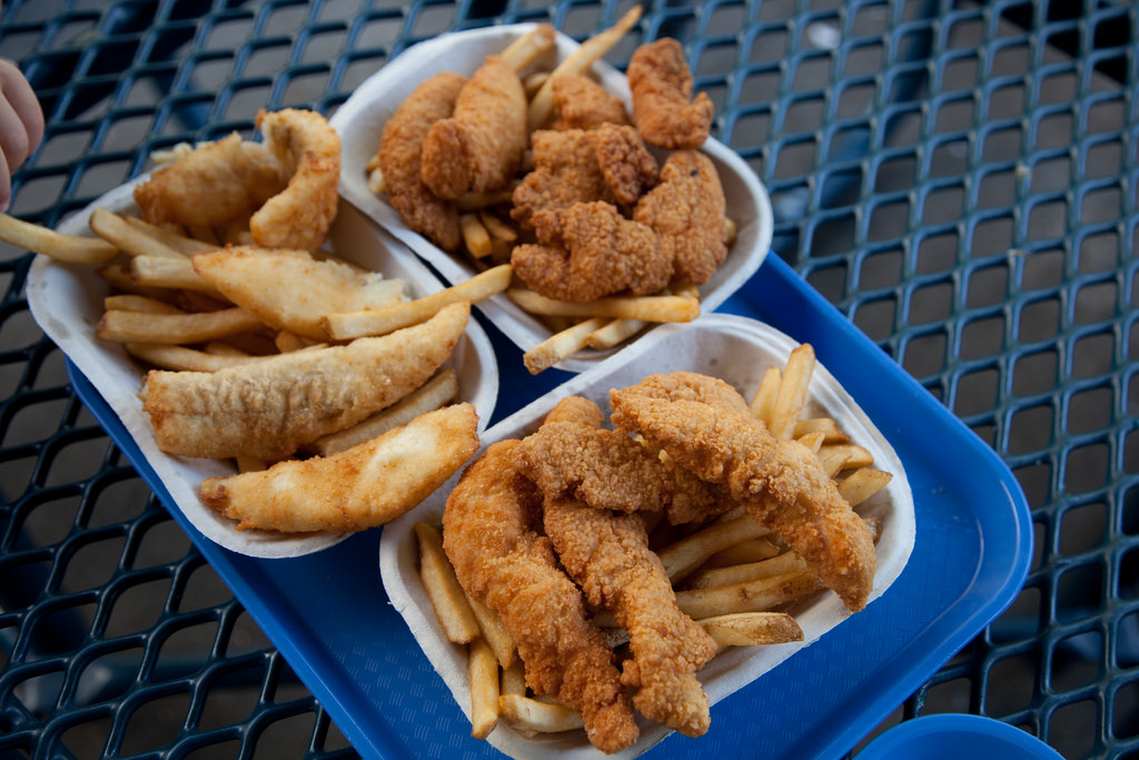 """""""Ivar's Fish and Chicken"""" by Camknows via Flickr Creative Commons"""