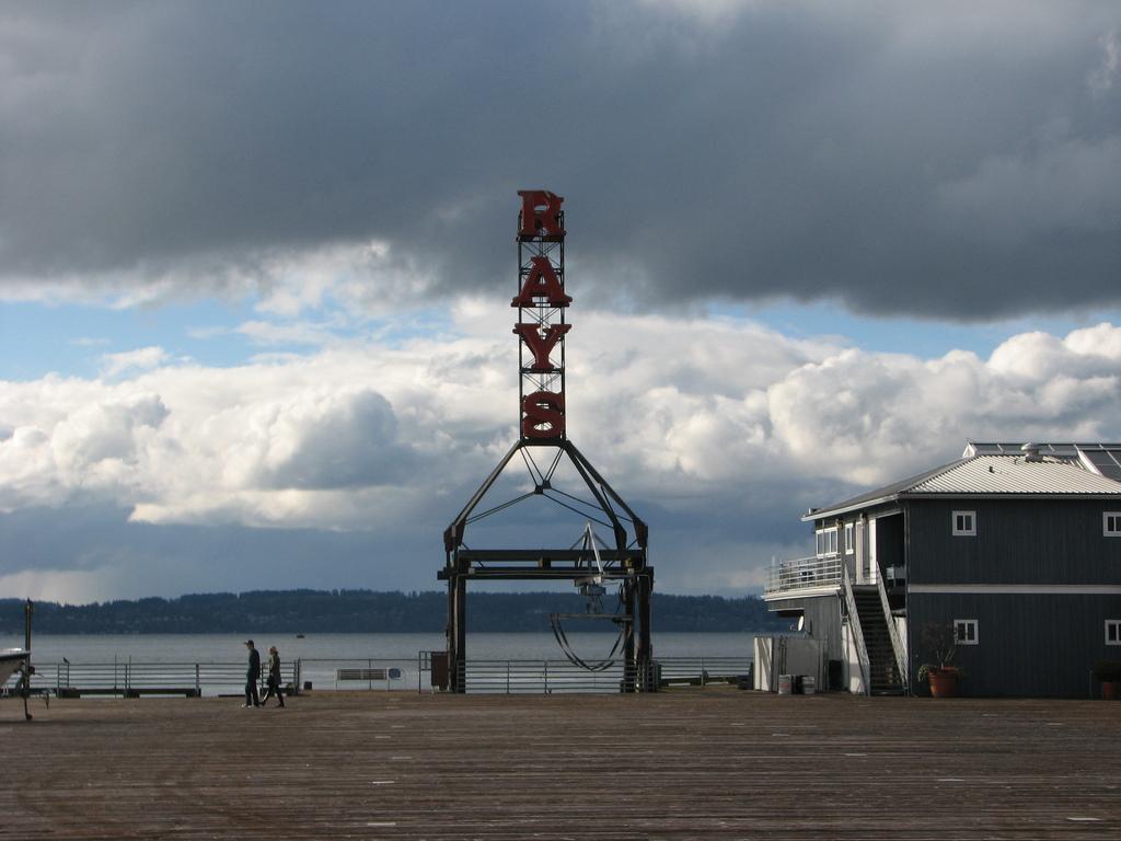 """""""Ray's Boathouse"""" by Andi Szilagyi via Flickr Creative Commons"""