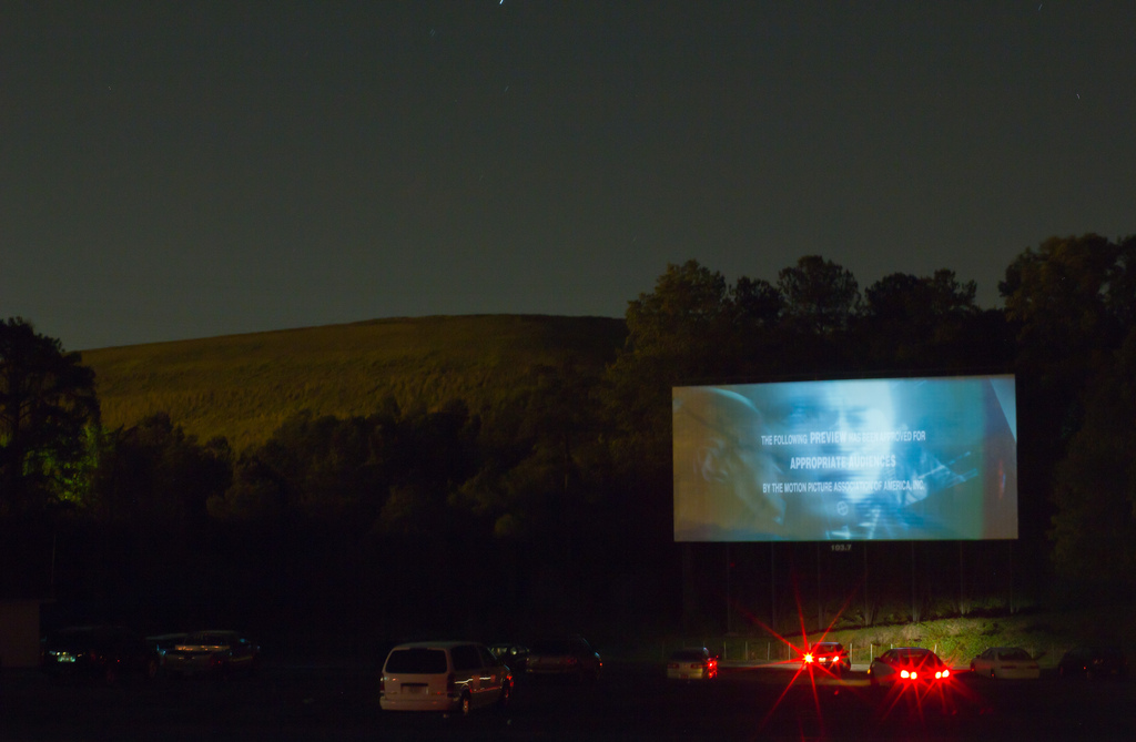 """Starlight Drive-In"" by Michael Dougherty via Flickr Creative Commons"