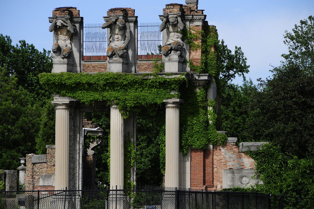 """Summer at the Ruins"" by Valerie Everett via Flickr Creative Commons"
