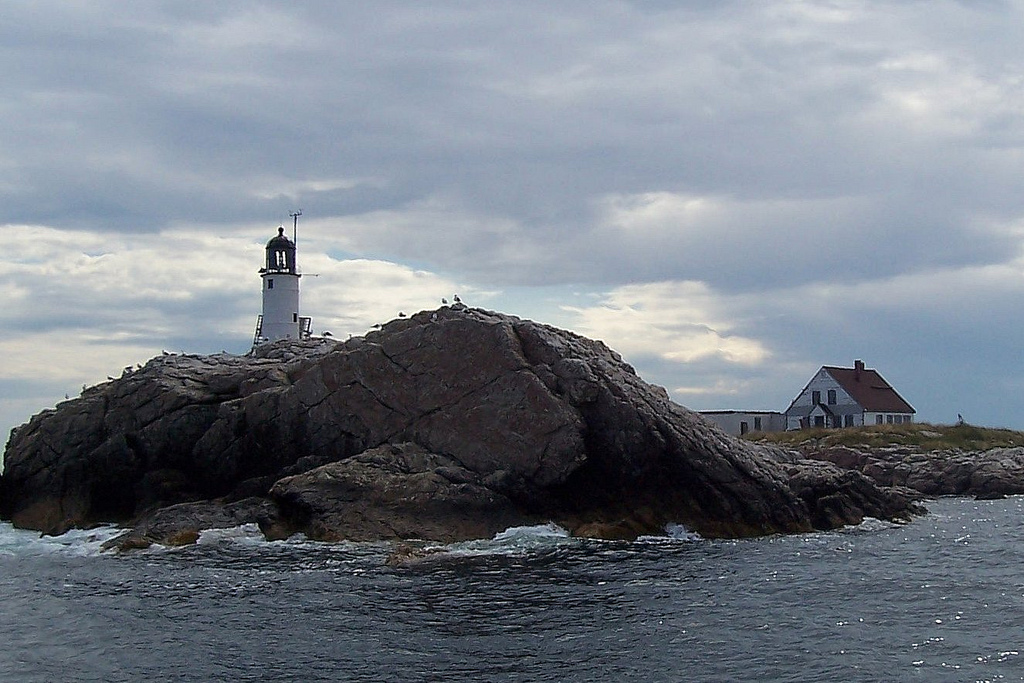 """Lighthouse on the Rock"" by InAweofGod'sCreation via Flickr Creative Commons"