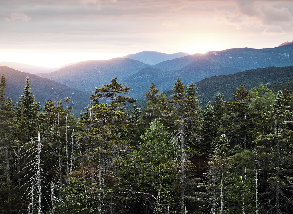 """The White Mountain National Forest, New Hampshire, USA"" by Weesam2010 via Flickr Creative Commons"