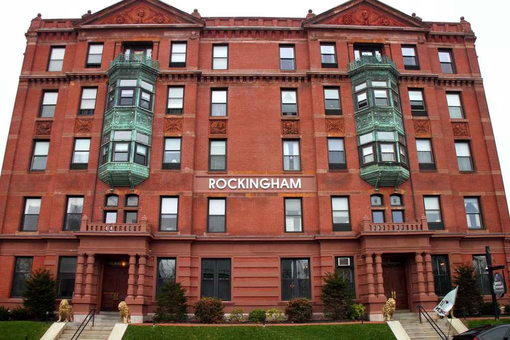 """The Rockingham Hotel"" by Mr.TinDC via Flickr Creative Commons"