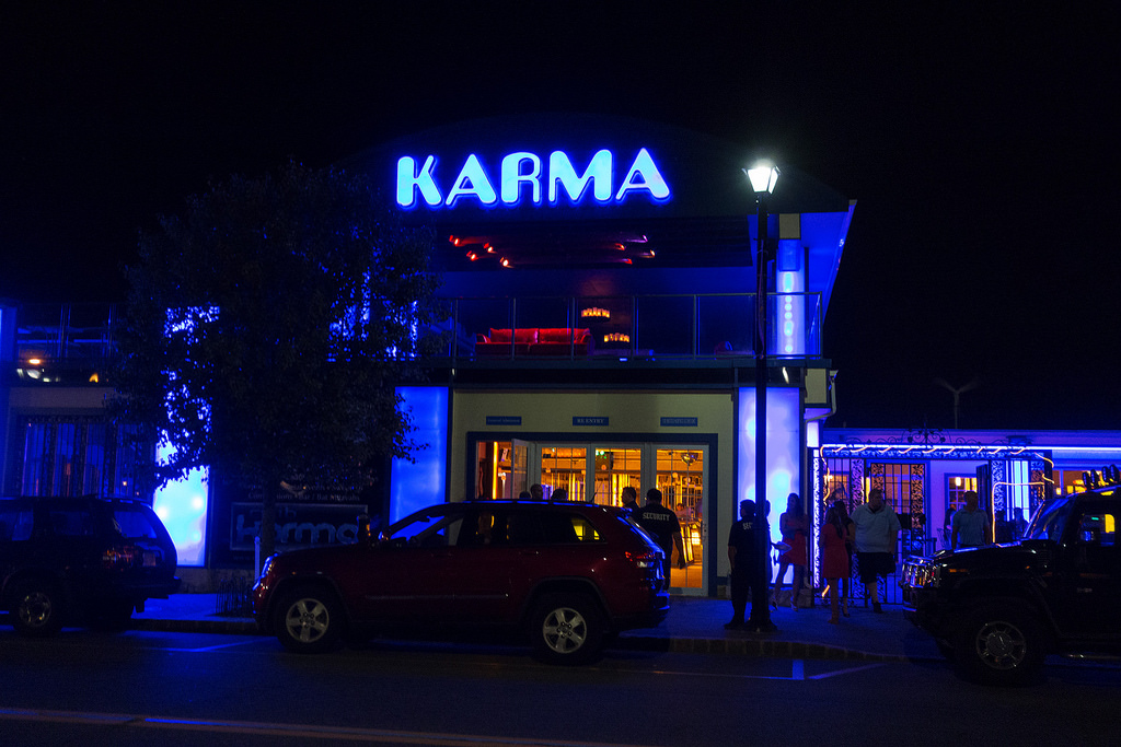 """""""Karma Club"""" by Matthew and Heather via Flickr Creative Commons"""