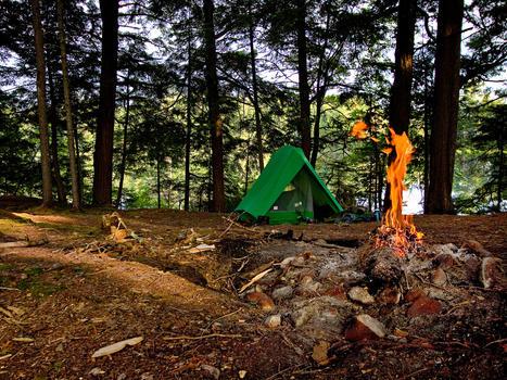 Camping mitchell joyce