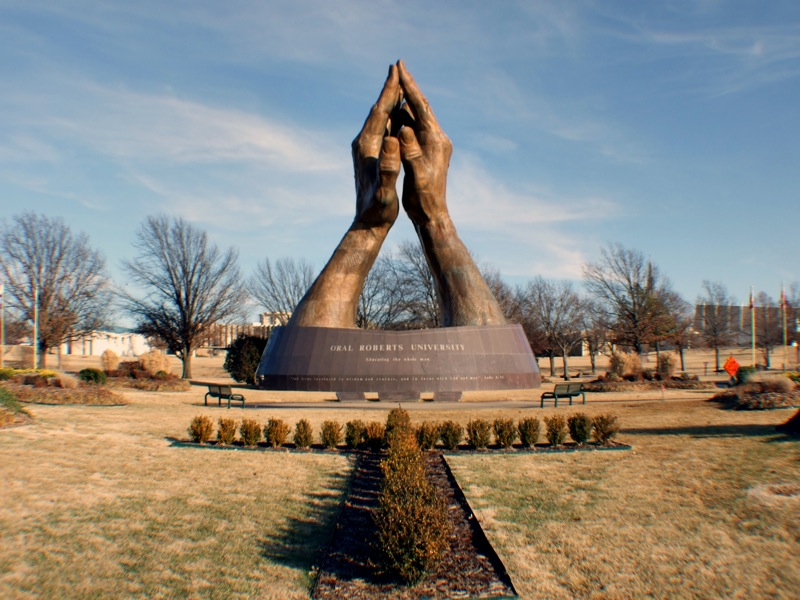 """The Healing Hands"" by Joseph Novak via Flickr Creative Commons"
