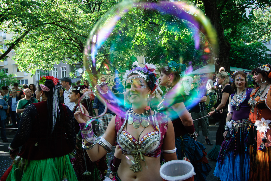"""Karneval der Kulturen 2013"" by Axel Kuhlmann via Flickr Creative Commons"