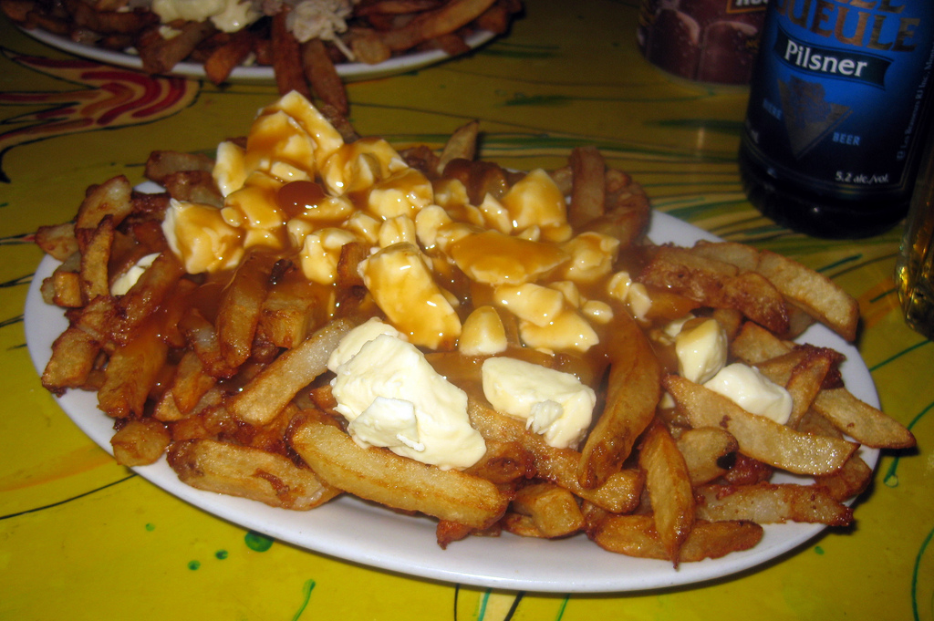 Poutine from La Banquise | Photo Credit: Wally Gobetz
