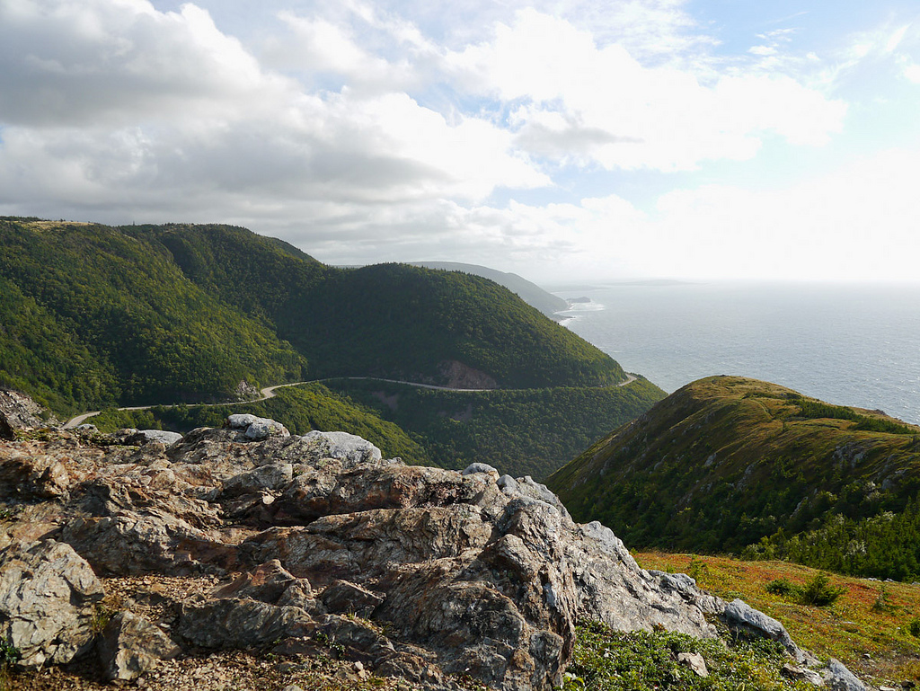"""Cabot Trail"" by Night Owl City via Flickr Creative Commons"