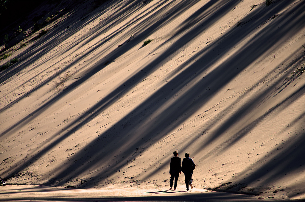 Valley of Shadows   Photo Credit: Tom Gill