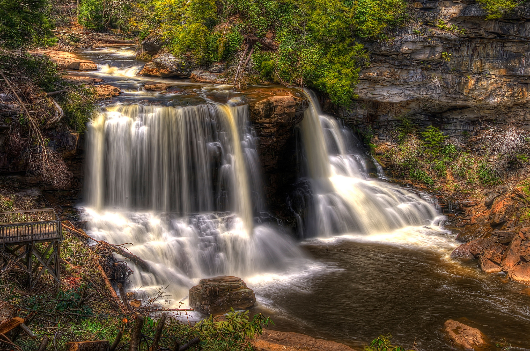 Blackwater Falls | Photo Credit: Brook Ward