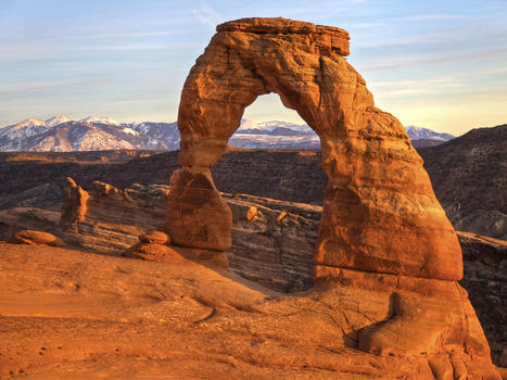Delicate arch   arches np   utah