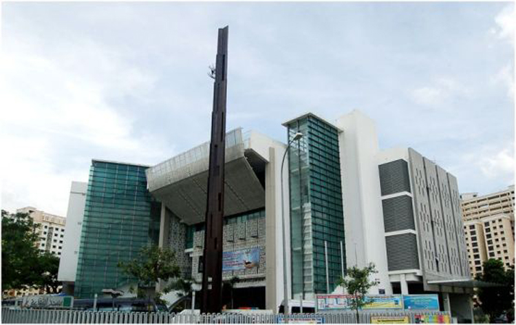 Must See Modern Mosques Contemporary Tributes To An