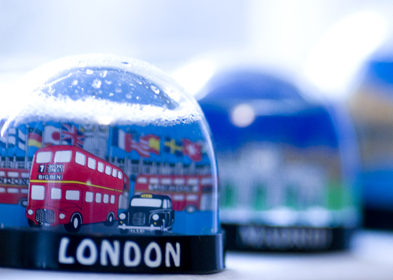 """Snowglobes!"" by Melissa Robison via Flickr Creative Commons"
